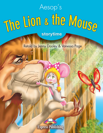 Stage 1 - The Lion & the Mouse Pupil's Book