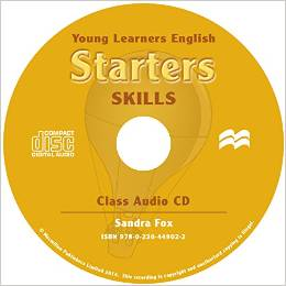 Young Learners English Skills Starters Audio CD (2)