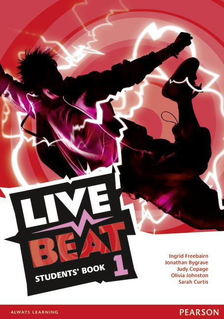 Live Beat 1 Students' Book