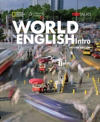 World English Second Edition Intro Student Book with CD-ROM