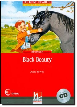 Red Series Classics Level 2: Black Beauty + CD