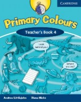 Primary Colours 4 Teacher's Book