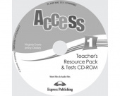 Access 1 Teacher's Resource Pack & Tests CD-ROM