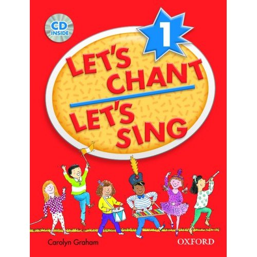 Let's Chant, Let's Sing 1 Student Book with Audio CD