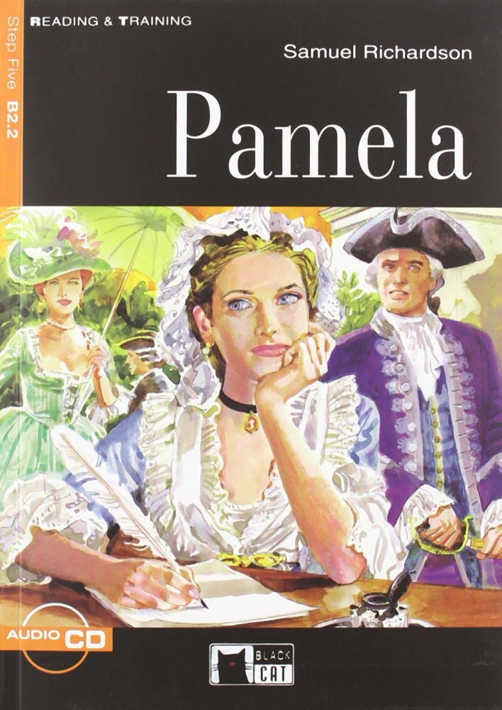 Reading & Training Step 5: Pamela + Audio CD