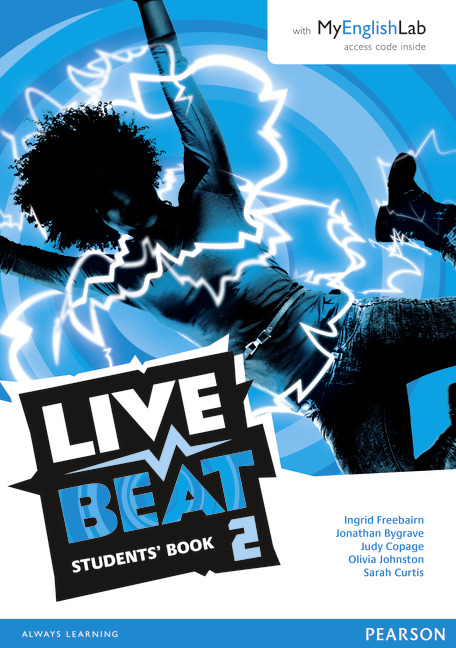 Live Beat 2 Students' Book with MyLab