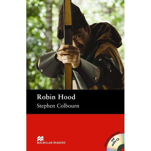 Robin Hood (with Audio CD)