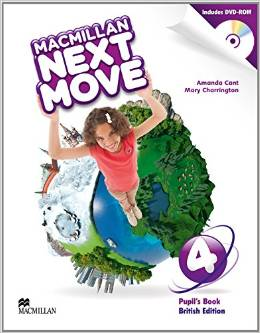 Next Move (Macmillan) Level 4 Student's Book Pack