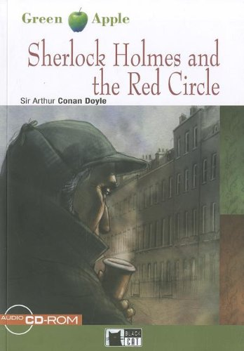 Green Apple Step1: Sherlock Holmes and the Red Circle with CD-ROM