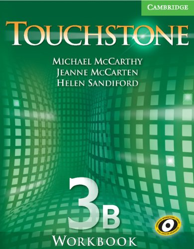 Touchstone Level 3  Workbook B