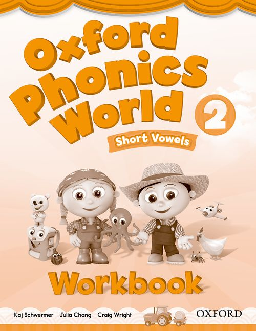Oxford Phonics World 2 Workbook
