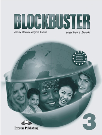 Blockbuster 3 Teacher's Book