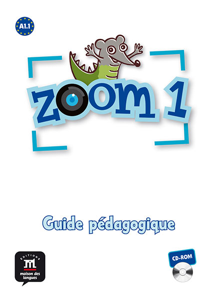 Zoom 1 - CD-ROM Guide pedagogique
