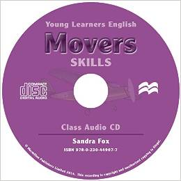 Young Learners English Skills Movers Audio CD (2)