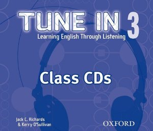 Tune In 3 Class Audio CDs (3)