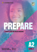Prepare 2nd Edition 2 Student's Book with Online Workbook