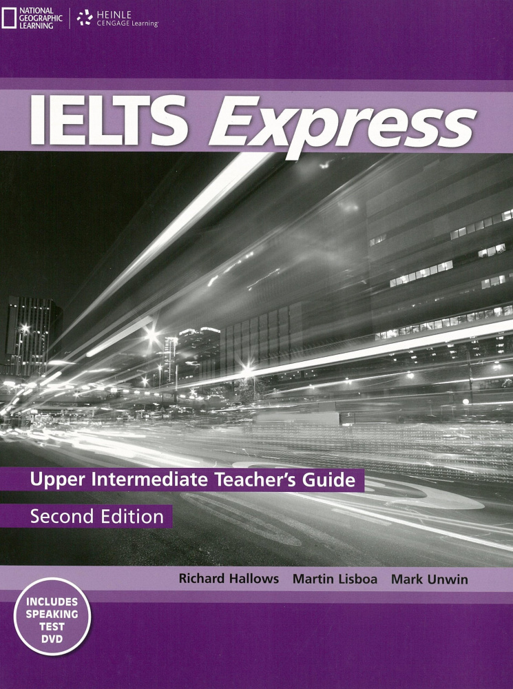 IELTS Express Second Edition Upper Intermediate Teacher's Guide