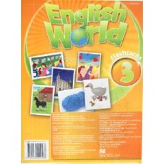 English World 3 Flashcards