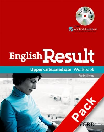 English Result Upper-Intermediate Workbook With Answer Booklet