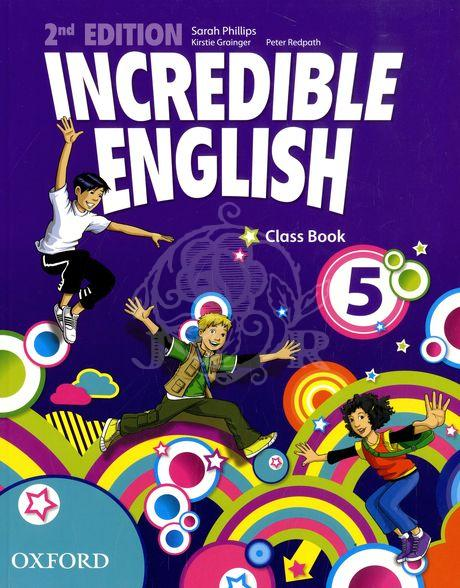 Incredible English (Second Edition) Level 5 Class Book