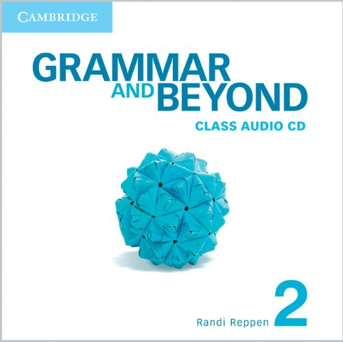 Grammar and Beyond 2  Class Audio CD