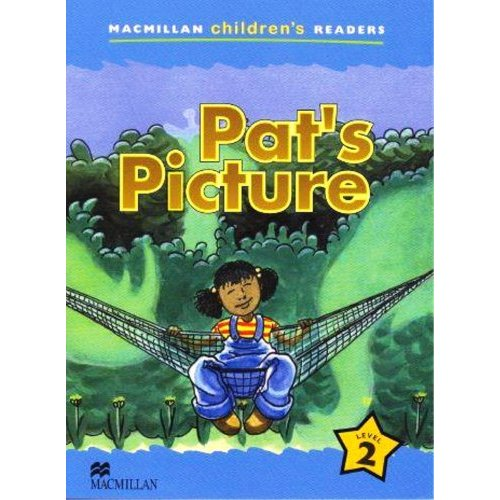 Macmillan Children's Readers Level 2 - Pat's Picture