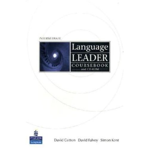 Language Leader Intermediate Coursebook + CD-ROM
