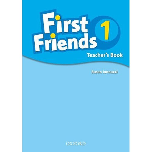 First Friends 1 Teacher's Book