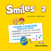 Smiles 2 Teacher's Multimedia Resource Pack (PAL) (set of 2)