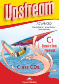 Upstream Advanced C1 Third Edition Class Audio CDs (Student's Book & Workbook - set of 8)