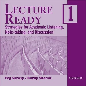 Lecture Ready 1 Audio CDs (2)