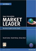 Market Leader 3rd Edition Upper-intermediate ActiveTeach CD-ROM