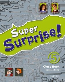 Super Surprise! 5 Class Book