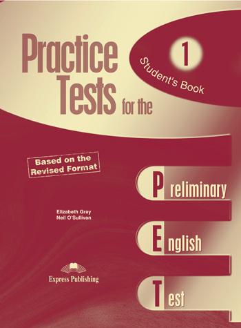 Practice Tests for the PET Student's Book
