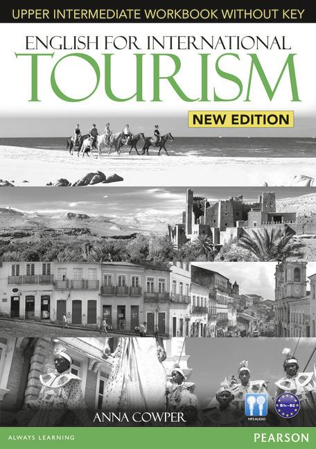 English for International Tourism New Edition Upper Intermediate Workbook (without Key) and Audio CD