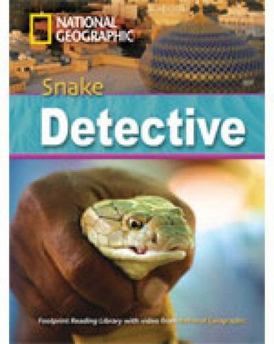 Fotoprint Reading Library C1 The Snake Detective with CD-ROM