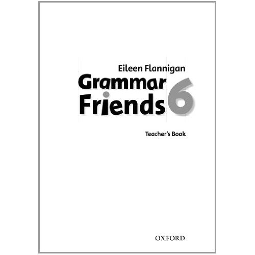 Grammar Friends 6 Teacher's Book