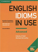 English Idioms in Use (2nd Edition) Advanced Book with answers