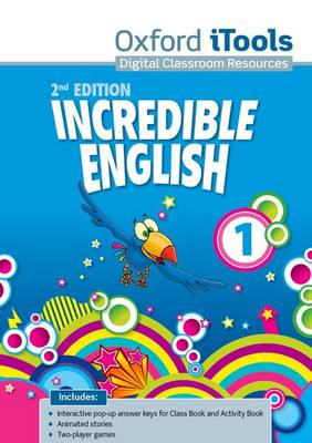 Incredible English (Second Edition) Level 1 iTools DVD-ROM