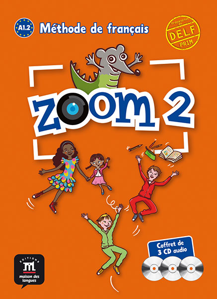 Zoom 2 - Pack de 3 CD audio