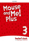Mouse and Me! Plus 3  Teacher's Book Pack