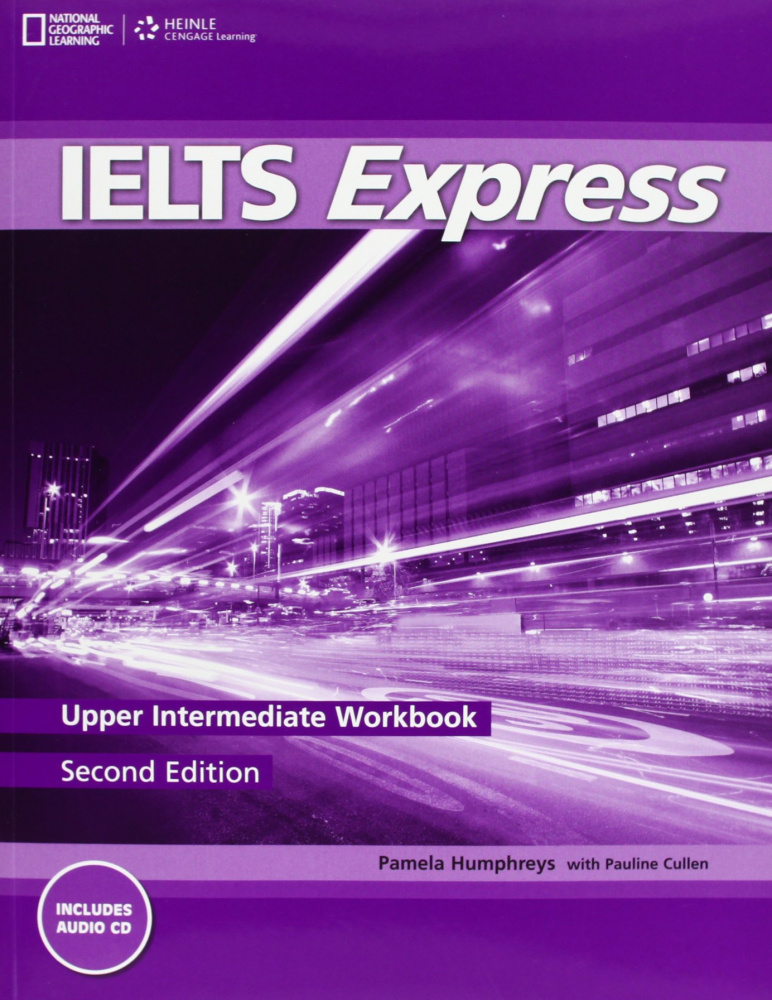 IELTS Express Second Edition Upper Intermediate Workbook
