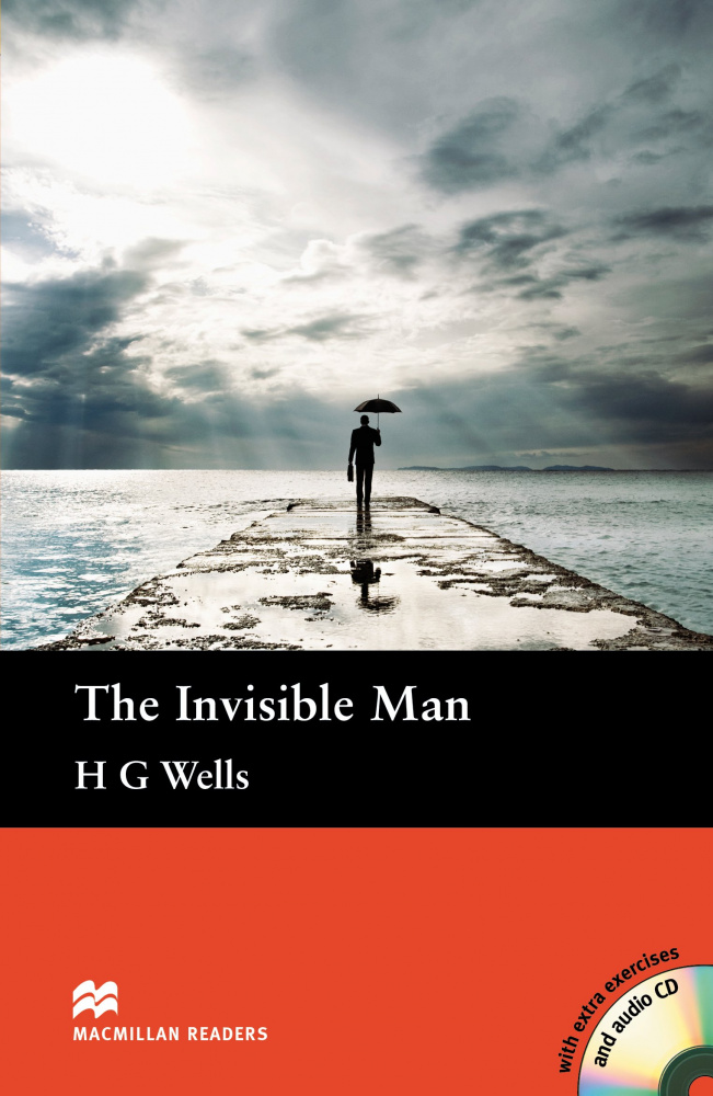The Invisible Man (with Audio CD)