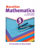 Macmillan Mathematics 5 Teacher's Book with Pupil's eBooks