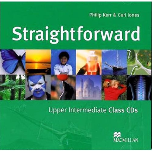 Straightforward Upper Intermediate Class Audio-CD (Лицензия)