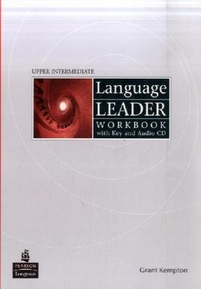 Language Leader Upper-Intermediate Workbook with key (+ Audio CD)