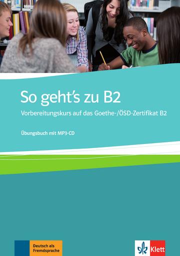 заказать пособия So Gehts Zu B2 немецкий в интернет магазине