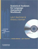 Cambridge Language Assessment: Statistical Analyses for Language Assessment Workbook and CD ROM