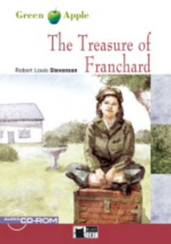 Green Apple Step1: The Treasure of Franchard  with CD-ROM