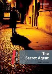 Dominoes 3 The Secret Agent with MP3 download